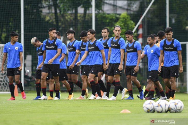 Shin:  pemain timnas persiapan SEA Games 2021 cedera