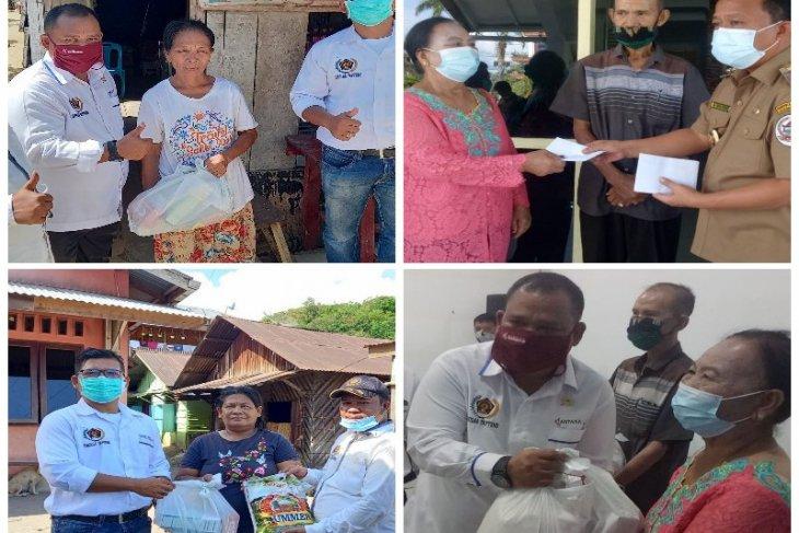 PWI santuni janda dan duda wartawan di Sibolga-Tapteng