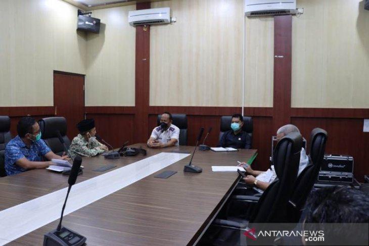 Dishub Babel terima kunjungan kerja Pansus DPRD Bangka Selatan