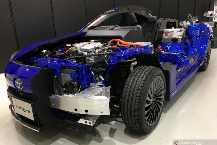 Toyota tambah dua mobil listrik dan hybrid pada tahun ini