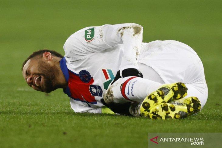 PSG terancam kehilangan Neymar jelang lawan Barcelona