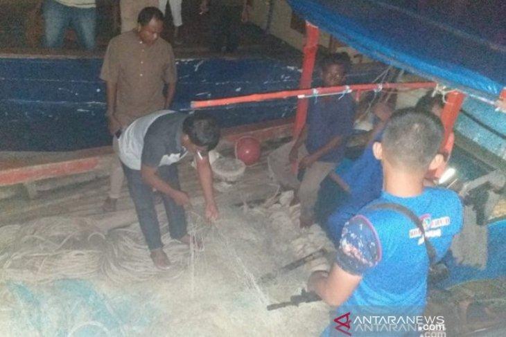 Nelayan Sibolga ditangkap di peraitan Aceh terkait alat tangkap ilegal