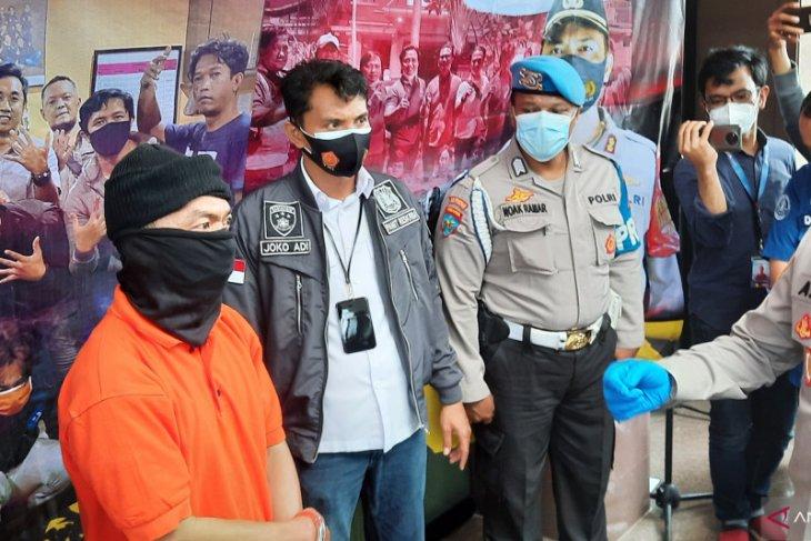 Motif sakit hati, penusuk Plt Kadisparekraf DKI jadi tersangka