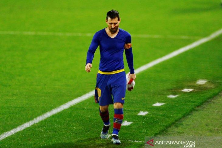 Koeman sebut Lionel Messi