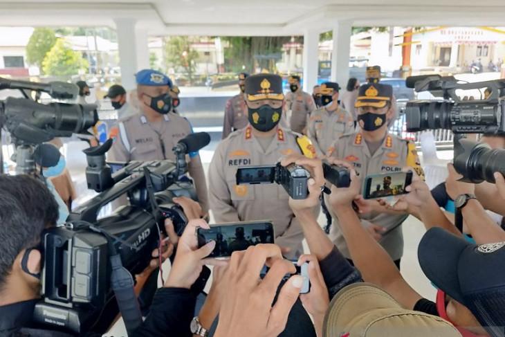 Kapolda Maluku  547 personel pelacak dan vaksinator COVID-19 disiapkan