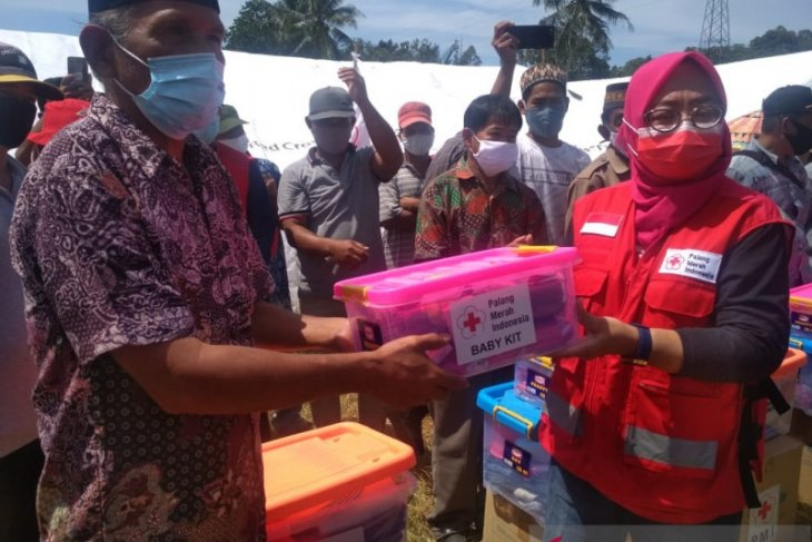 Tanggap darurat dicabut, operasi PMI bantu korban gempa Sulbar masih berlanjut hingga Mei 2021