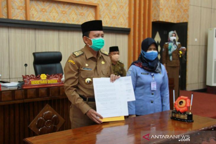 Mendagri tunjuk Sekda Hamka Sabri Plh Gubernur Bengkulu
