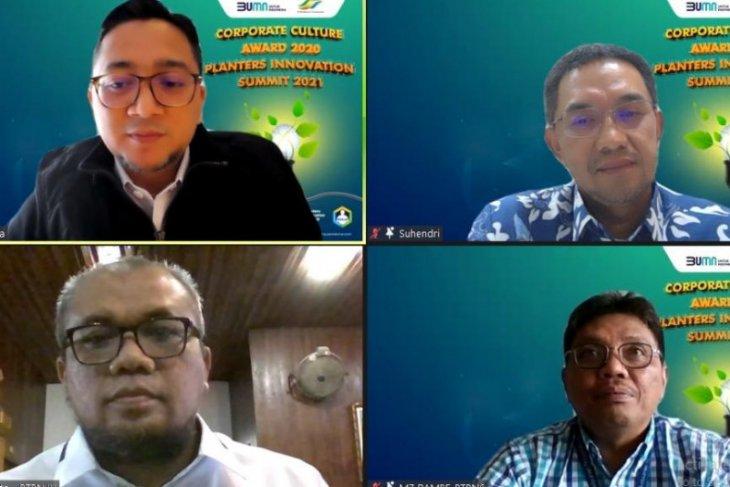 PTPN IV raih Award dari Holding Perkebunan Nusantara
