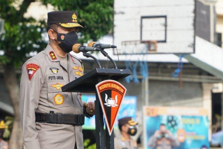 Polda Bali siapkan 1.632 personel untuk jadi vaksinator dan tracer COVID-19