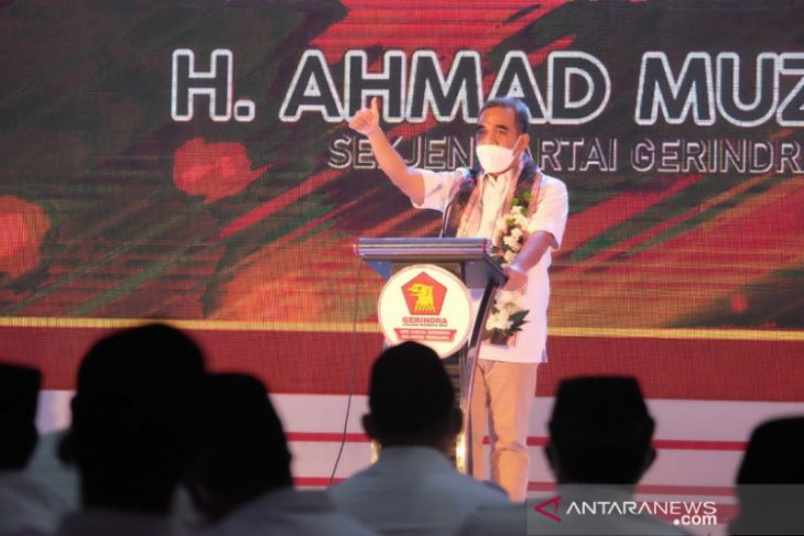 Gerindra komitmen cetak pemimpin penuhi janji politik