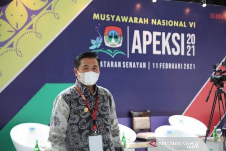 Wali Kota Ibnu Sina jadi Wakil Ketua APEKSI periode 2021--2024