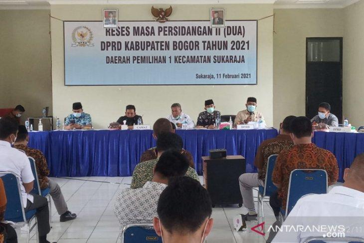 DPRD Kabupaten Bogor serap aspirasi warga Sukaraja