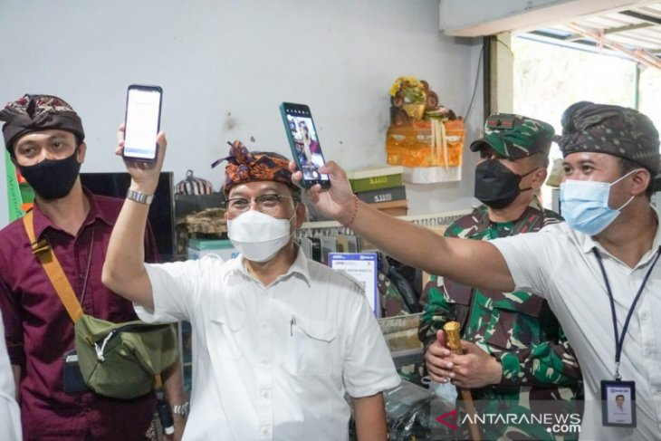 BI Bali-Korem 163/Wira Satya gelar donor plasma konvalesen (video)