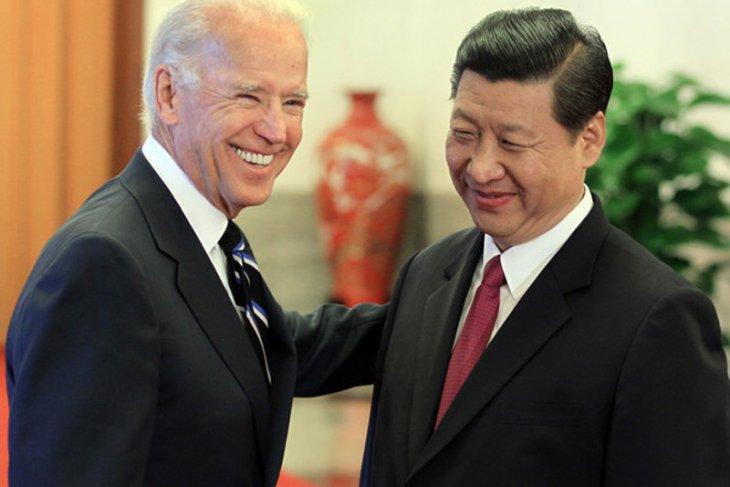 Biden sebut China akan tanggung akibat dari tindakan terkait HAM