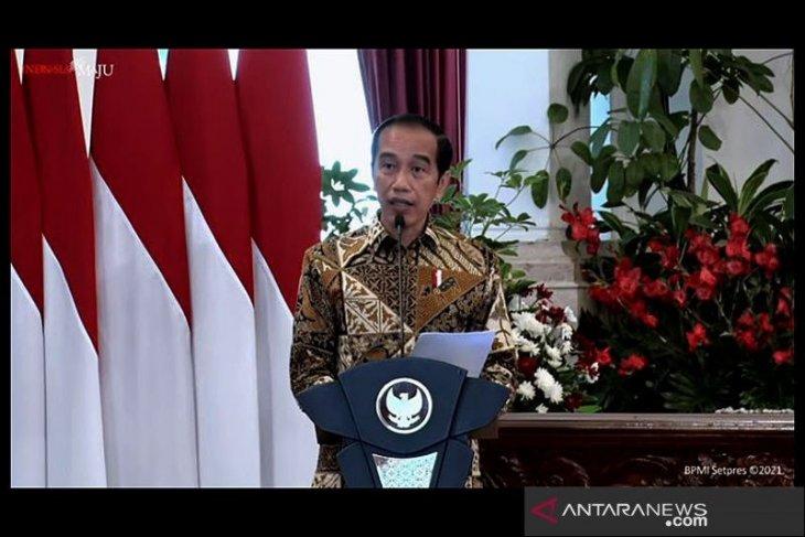 Presiden Jokowi keluarkan aturan penerapan denda bagi penolak vaksinasi