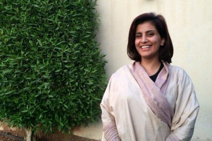 Loujainal-Hathloul, aktivis hak perempuan Arab Saudi, bebas dari penjara