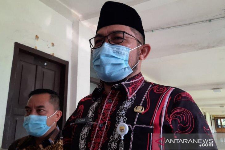 Periode jabatan Gubernur Jambi berakhir, Sekda Sudirman jadi Plh Gubernur