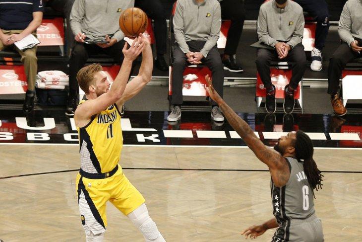 Pacers akhiri sial dengan hajar Pistons 111-95