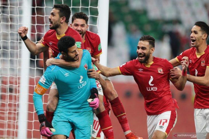 Al Ahly duduki peringkat ketiga Piala Dunia Klub lewat adu penalti