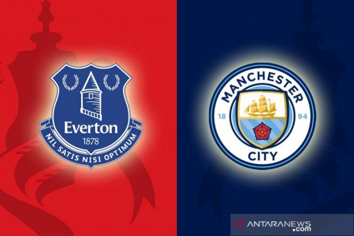 Everton tantang City dalam perempat final Piala FA, Leicester melawan MU