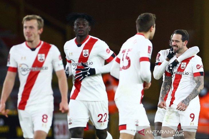 Southampton maju ke perempat final Piala FA selepas singkirkan Wolves