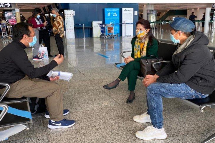 Bebas dari penyanderaan Libya, dua ABK WNI pulang ke Tanah Air