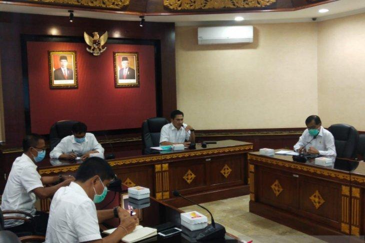 Pemprov Bali persiapkan plh bupati-wali kota enam daerah