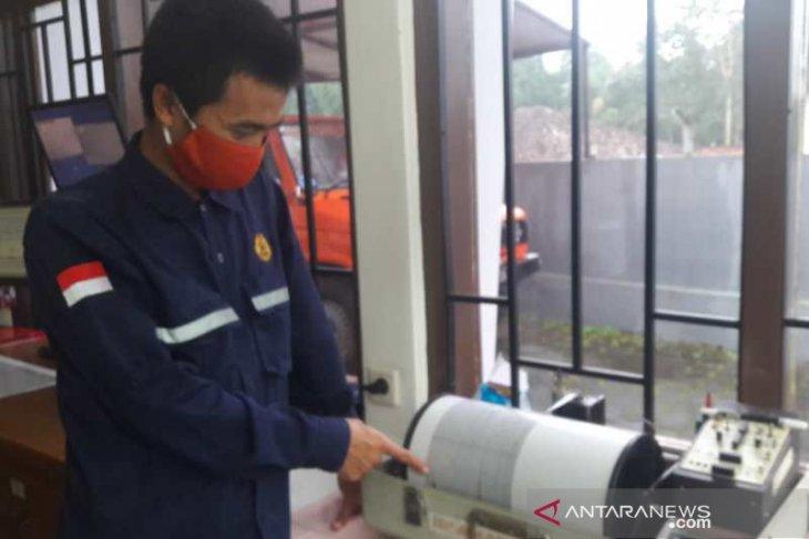 Aktivitas gempa vulkanik Gunung Sindoro alami peningkatan