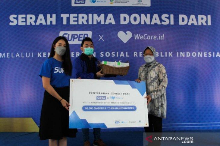 Mensos Tri Rismaharini harapkan aplikasi sediakan sembako murah untuk Indonesia Timur