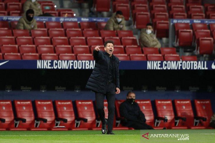 Jadwal Liga Spanyol:  Kesempatan Atletico mantapkan posisi puncak