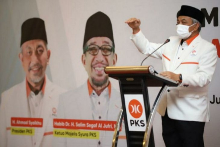 PKS menargetkan kader sebagai calon Gubernur Jabar 2024