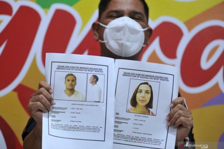 Imigrasi Bali kerahkan petugas kejar buronan Interpol Rusia yang kabur