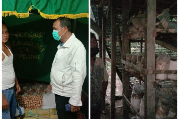 Warga Binjai Selatan ditemukan gantung diri