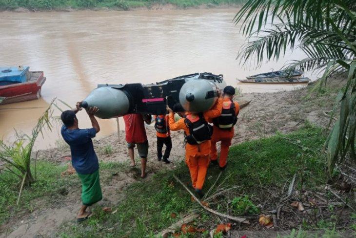 Basarnas Jambi kembali cari perempuan yang tenggelam di Sungai Batang Tembesi