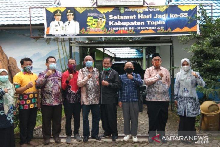 DPRD Kalsel : Cadangan pangan Tapin dan HSS cukup