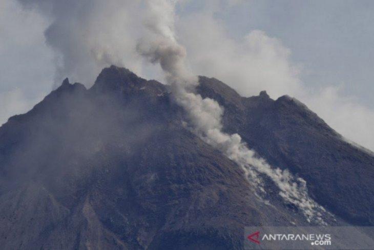 Gunung Merapi luncurkan tujuh guguran lava