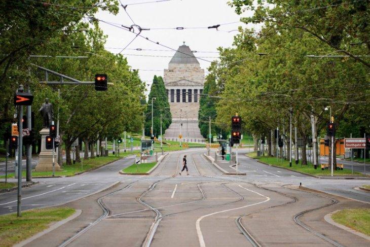 Australia berlakukan pembatasan COVID19 di Melbourne
