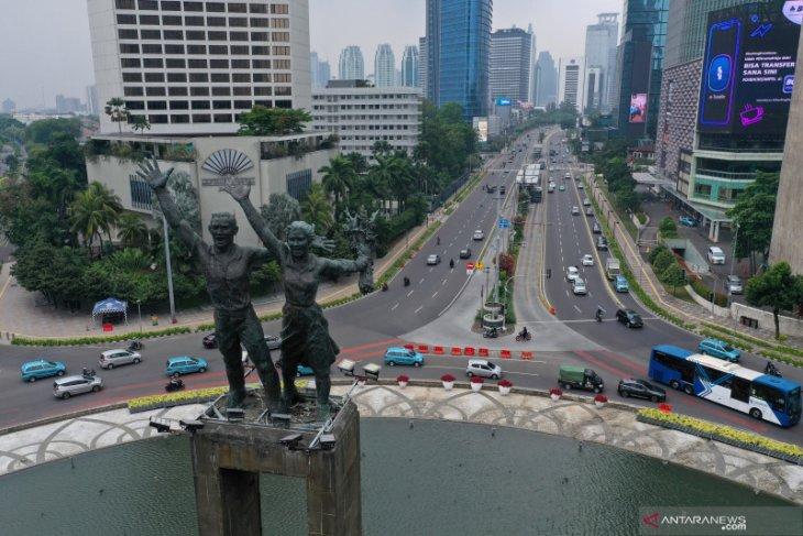 Tuntaskan rindu Jakarta lewat video 360 derajat