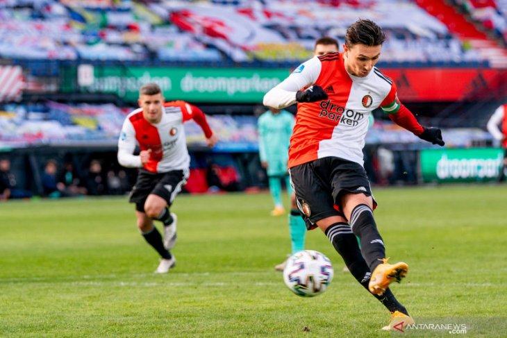 Liga Belanda: Feyenoord pesta gol saat jamu Willem II