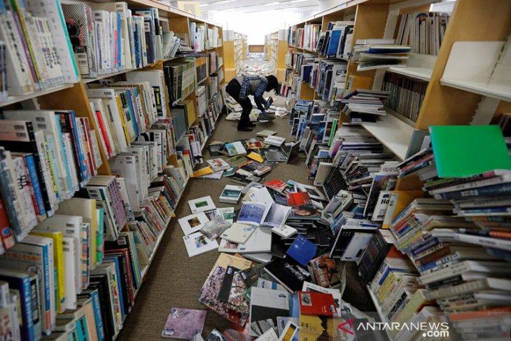 Gempa Jepang ingatkan kenangan tsunami 2011