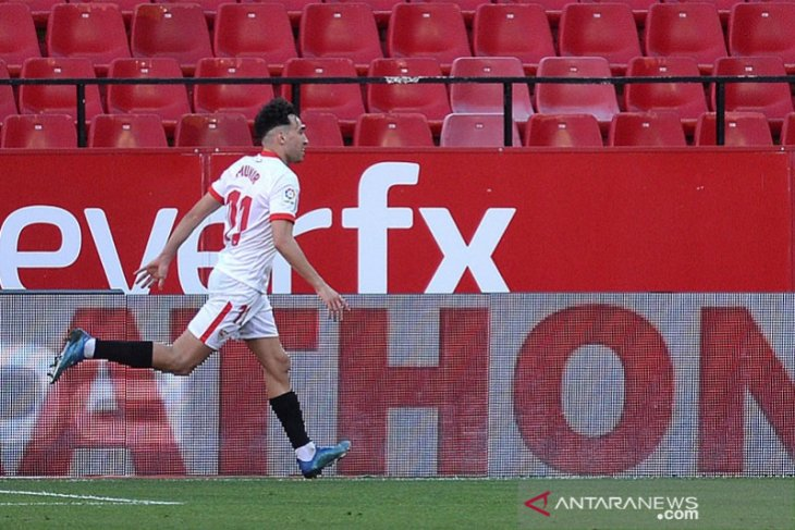 Munir El Haddadi bawa Sevilla menang atas Huesca