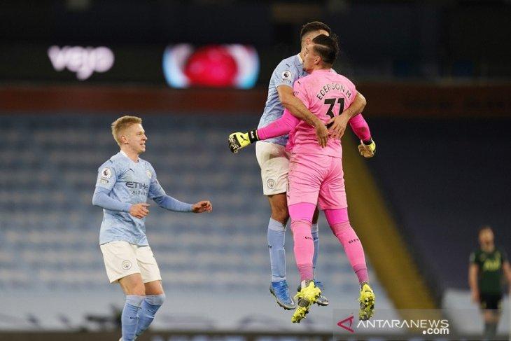 Klasemen Liga Inggris: Manchester City semakin di puncak