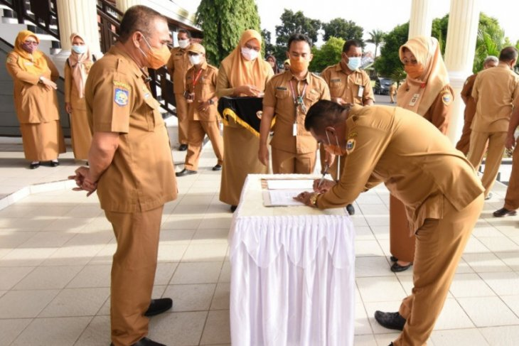 LMPP Malut nilai mutasi ASN di Kota Tidore Kepulauan langgar aturan