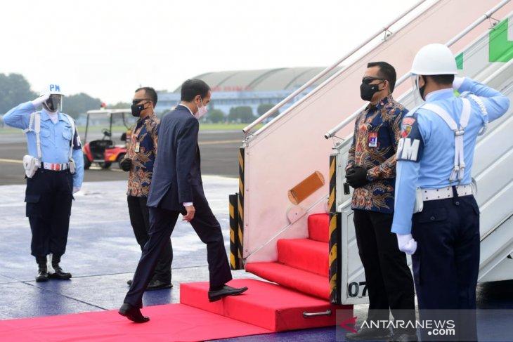 Presiden akan  resmikan Bendungan Tukul di Pacitan