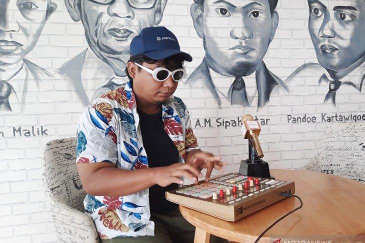 Pandaz, musisi zaman sekarang poles lagu Banjar penuh kreativitas