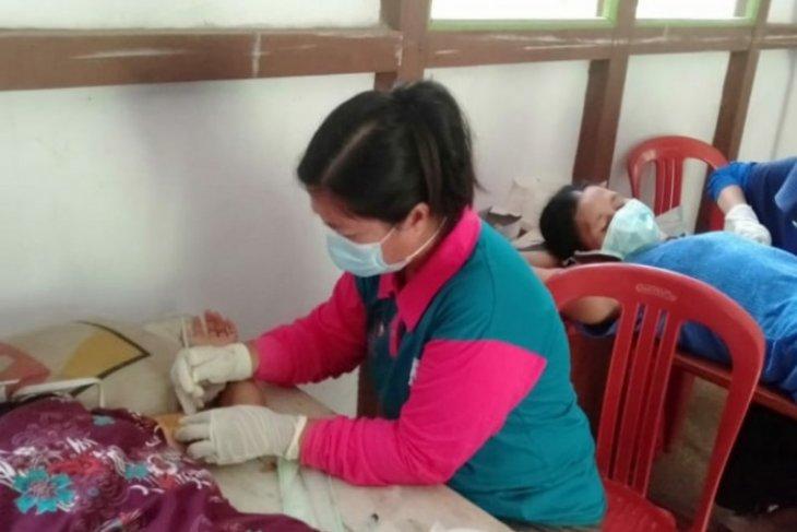 108 warga Kayan Hulu dapat pemasangan MKJP KB Implan gratis