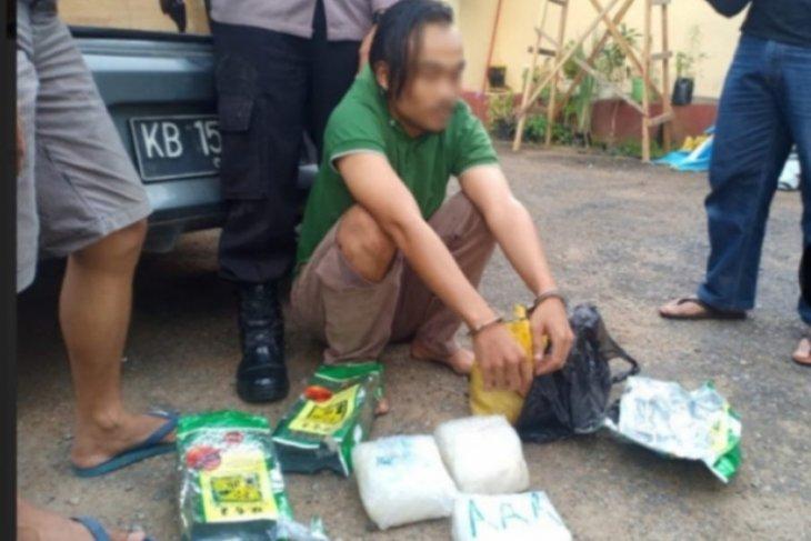 Bea Cukai gagalkan penyelundupan 3 kilogram narkotika