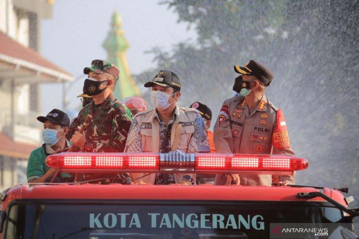 Pemkot Tangerang tekan COVID-19 dengan Kampung Tangguh Jaya Siaga Corona