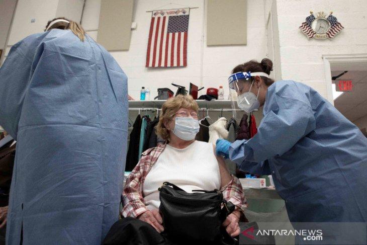75,2 juta dosis vaksin COVID-19 telah disuntikan di Amerika Serikat