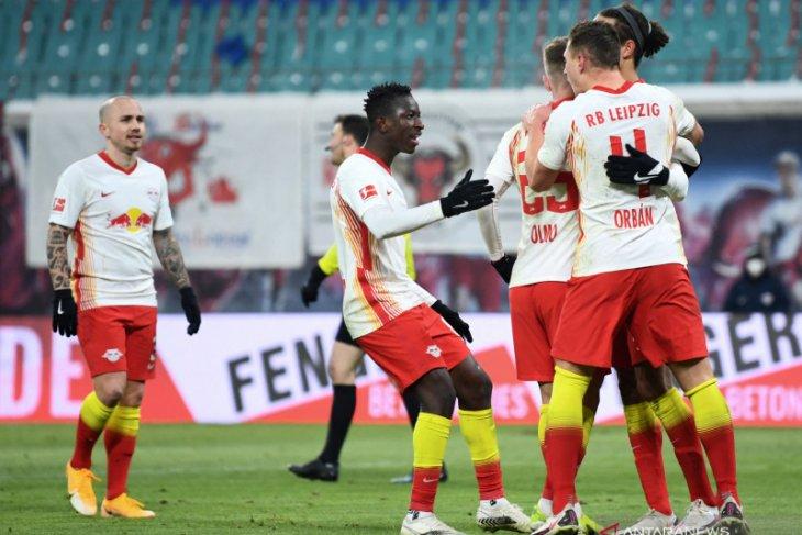 Klasemen Liga Jerman, hasil imbang dominasi putaran ke-21